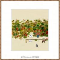 刘树勇(老树)绘画作品 (1)