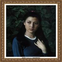 靳尚谊油画作品 (5)