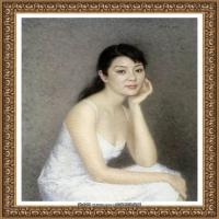 靳尚谊油画作品 (18)