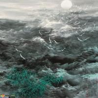 当代中国山水画第一人:宋雨桂作品鉴赏