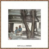 林风眠绘画作品集 (142)