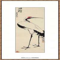 齐白石-多寿纸本3