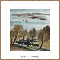 林风眠绘画作品集 (46)