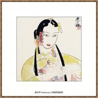 林风眠绘画作品集 (163)