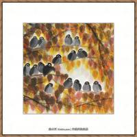 林风眠绘画作品集 (23)