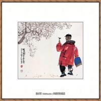 当代画家马海方绘画作品 (94)