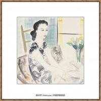 林风眠绘画作品集 (150)