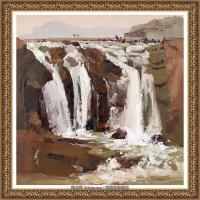 吳冠中經典油畫作品圖片 (53)