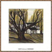 林风眠绘画作品集 (148)
