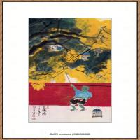 当代画家马海方绘画作品 (90)