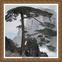 吳冠中經典油畫作品圖片 (33)