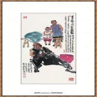 当代画家马海方绘画作品 (76)