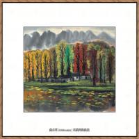 林风眠绘画作品集 (194)