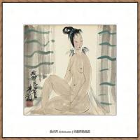 林风眠绘画作品集 (53)