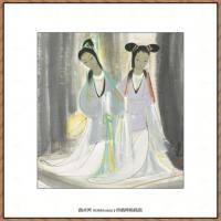 林风眠绘画作品集 (140)