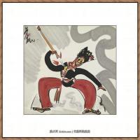 林风眠绘画作品集 (120)