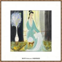 林风眠绘画作品集 (191)