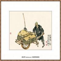 当代画家马海方绘画作品 (31)