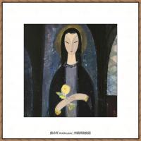 林风眠绘画作品集 (43)