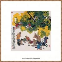 当代画家马海方绘画作品 (93)
