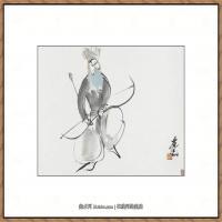 林风眠绘画作品集 (129)