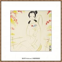 林风眠绘画作品集 (121)