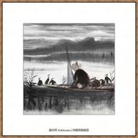 林风眠绘画作品集 (166)