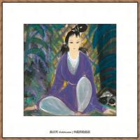 林风眠绘画作品集 (157)