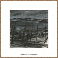林风眠绘画作品集 (154)