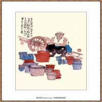 当代画家马海方绘画作品 (28)