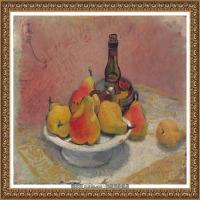 潘玉良-果盘和洋酒