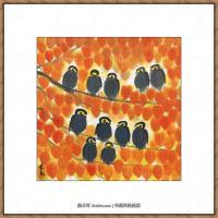 林风眠绘画作品集 (173)
