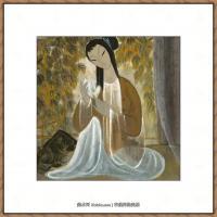 林风眠绘画作品集 (161)