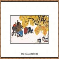 当代画家马海方绘画作品 (83)