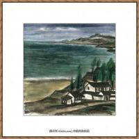 林风眠绘画作品集 (167)