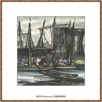 林风眠绘画作品集 (54)