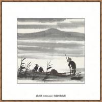 林风眠绘画作品集 (50)