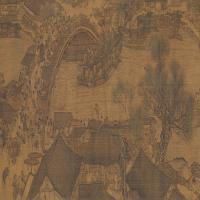 张择端清明上河图卷-北宋-人物