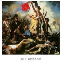 19世纪欧洲及美国美术-法国浪漫主义美术