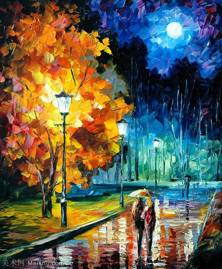 【欣赏级】YHR131309181-阿夫列莫夫Leonid Afremov油画作品图集-11M-1799X2175.jp