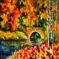 【打印级】YHR131309006-阿夫列莫夫Leonid Afremov油画作品图集-26M-3704X2464