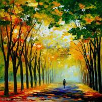 【打印级】YHR131309043-阿夫列莫夫Leonid Afremov油画作品图集-21M-2432X3080