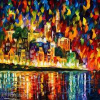 【欣赏级】YHR131309062-阿夫列莫夫Leonid Afremov油画作品图集-20M-3648X1944