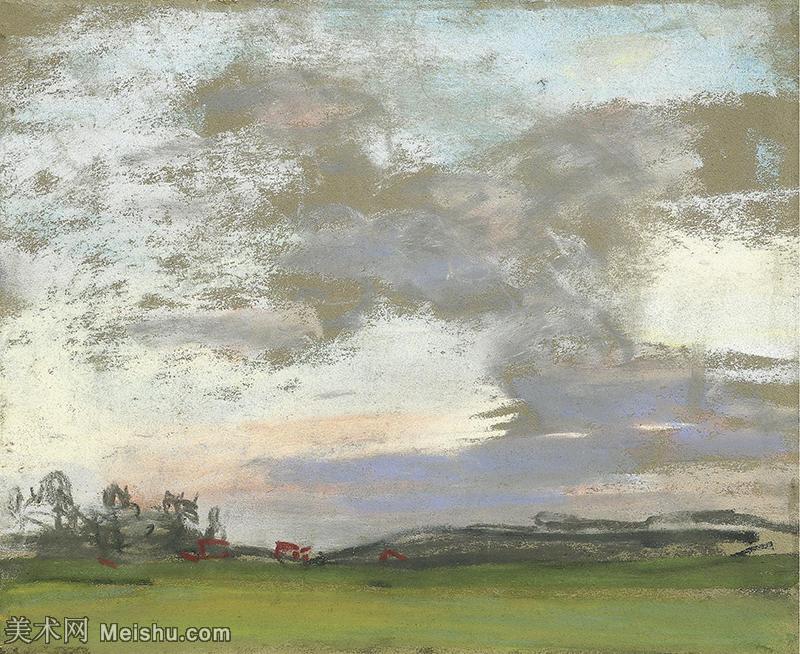 【欣赏级】YHR190828099-克劳德莫奈Claude Monet法国印象派画家绘画作品集莫奈名画高清图片-9M-2