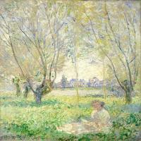 【欣赏级】YHR190828211-克劳德莫奈Claude Monet法国印象派画家绘画作品集莫奈名画高清图片-18M-2205X3000