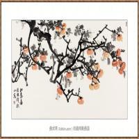 如意图68X136 (3)-海阳美协主席赵杰水墨作品