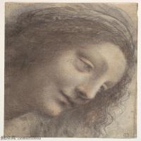 【打印级】YHR131403068-世界著名绘画大师达芬奇DaVinci油画作品高清大图蒙娜丽莎达芬奇世界著名油画作品高清图片-33M-3047X3890