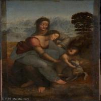 【超顶级】YHR131403001-世界著名绘画大师达芬奇DaVinci油画作品高清大图蒙娜丽莎达芬奇世界著名油画作品高清图片-141M-6199X8000