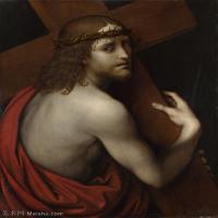 【打印级】YHR131403051-世界著名绘画大师达芬奇DaVinci油画作品高清大图蒙娜丽莎达芬奇世界著名油画作品高清图片-39M-3303X4226