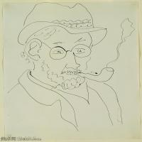 【印刷级】YHR19104235-亨利马蒂斯Henri Matisse法国著名野兽派画家绘画作品集油画作品高清大图-74M-4500X5788